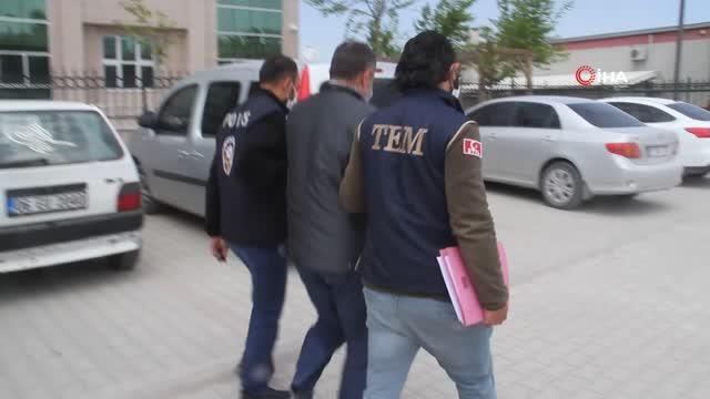 Son dakika 3. sayfa: Konya'da yakalanan eski emniyet müdürü tutuklandı