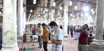 Kahire: Mısır'da Kadir gecesi idrak edildi