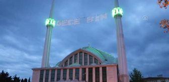 Regaib Kandili: Samsun'da hayata geçirilen program kapsamında okunan '1071 Hatim'in duası Kadir Gecesi'nde yapıldı
