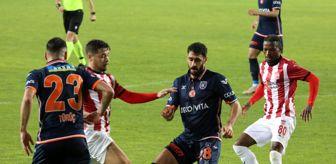 Antalya: Sivasspor bu istatistikle lider!