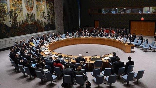 BM Güvenlik Konseyi, Mescid-i Aksa çevresindeki İsrail saldırılarını görüşmek için toplanıyor