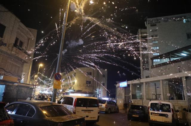 Son Dakika: İsrail polisinden Şam Kapısı'nda toplanan Filistinlilere ses bombalarıyla müdahale: 53 yaralı