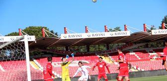 Ali Doğan: TFF 1. Lig: Balıkesirspor 0 Altınordu: 5