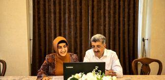 İstanbul: Vali Bilmez ve eşi Meral Bilmez şehit ve engelli aileleriyle görüştü