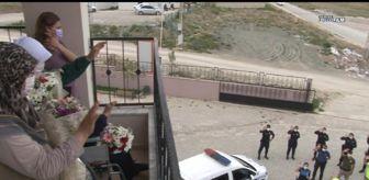 Van Emniyet Müdürlüğü: Van polisinden Anneler Günü etkinliği