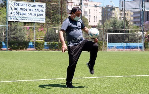 Son dakika haber: ADANA Adana Demirspor'un Bombacı İbosu 1994 yılındaki takım ruhunu gördüm