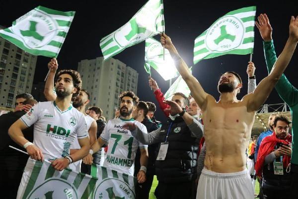 Giresunspor Teknik Direktörü Hakan Keleş: Süper Lig'i hak ettik