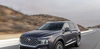 Otomotiv Endüstrisi: Hyundai Elantra ve Santa Fe'ye IIHS'den tam not