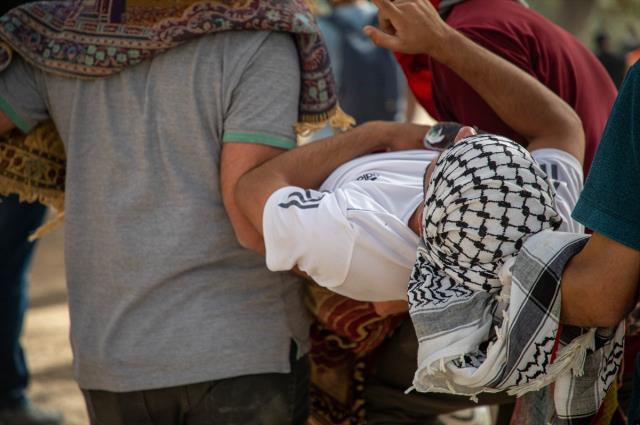İsrail güçleri, Filistinlilere destek veren Arap milletvekillerine saldırdı