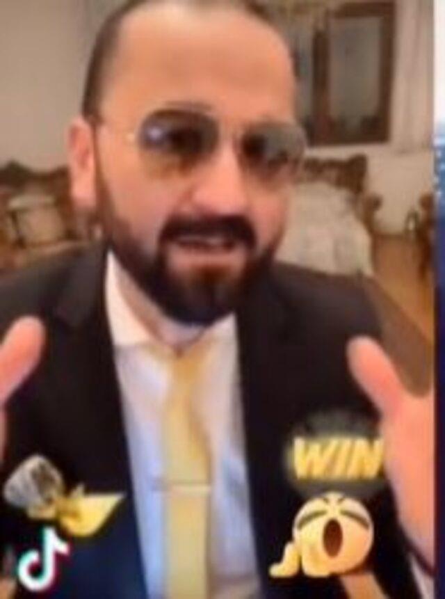 Papağana işkence videosuyla tepki çeken MasterChef Murat'ın yeni imajıyla gündem oldu