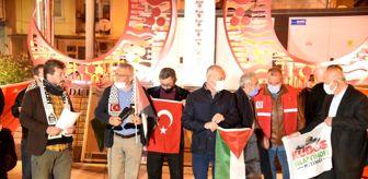 Mevla: Balıkesir'den İsrail'e tepki