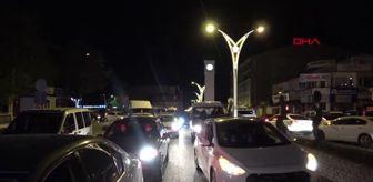 Kaymakamlık: ERCİŞ'TE STK'LARDAN İSRAİL'E TEPKİ