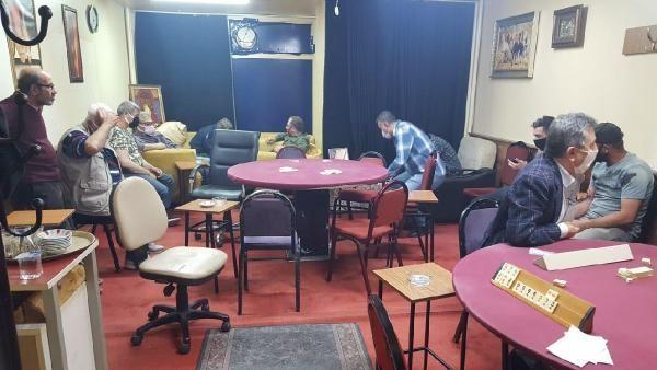 Eskişehir'de kumar oynayan 144 kişiye 644 bin lira ceza