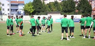 Futbol Federasyonu: KIRKLARELİ - Kırklarelispor'un gözü 1. Lig'de