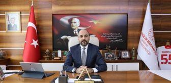Alaçam: Samsun Sağlık Müdürü Dr. Oruç: 2 ilçede, il dışı akraba ziyaretleri ile artış oldu