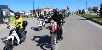 Hristiyan: 500 araç ile Kudüs'e destek konvoyu