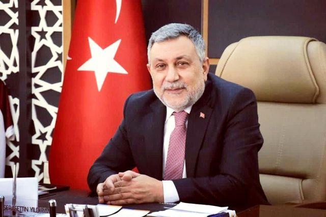 AK Parti Elazığ İl Başkanı Yıldırım: 'Bayrama erişmenin burukta olsa heyecanı içerisindeyiz'