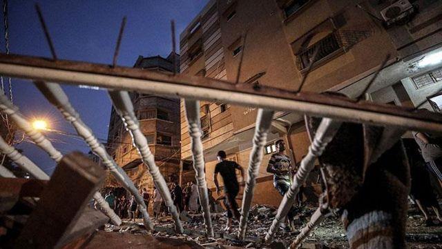 Almanya, İsrail hava saldırısı sonucu Filistinli çocukların öldürülmesini kınamaktan kaçındı