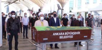 Cinayet Büro Amirliği: Başkentte eşi tarafından öldürülen doktor Zeynep Öğredici, son yolculuğuna uğurlandı