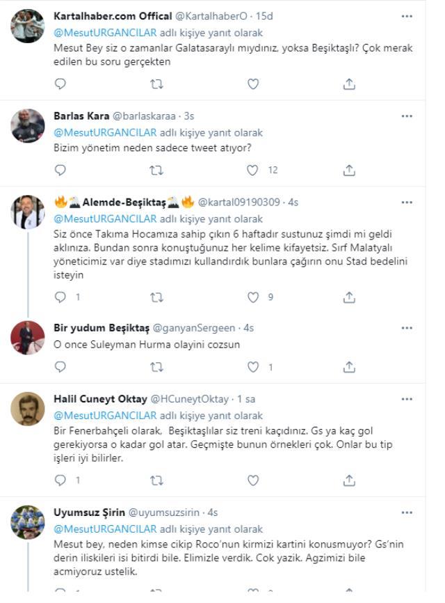 Beşiktaş Genel Sekreteri Urgancılar, Galatasaray'ı şikeyle itham ettiği paylaşımıyla ortalığı karıştırdı