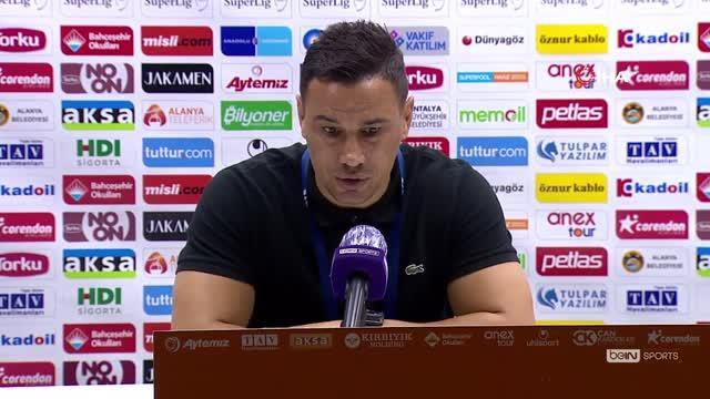 Çağdaş Atan: 'Maçı koparamadık'