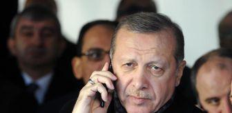 Abdülmecid: Cumhurbaşkanı Erdoğan, Cezayir Cumhurbaşkanı Tebbun ile telefonda görüştü