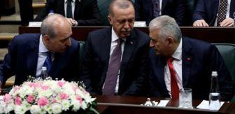 Ak Parti: Cumhurbaşkanı Erdoğan'dan Numan Kurtulmuş ve Binali Yıldırım'a yeni görev! Başkanlık katı hazırlanıyor