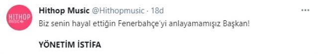 Fenerbahçe taraftarlarının artık sabrı kalmadı! Ali Koç'a yönelik istifa paylaşımları gündeme oturdu