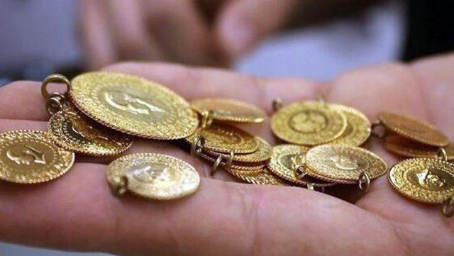 Güne yükselişle başlayan altının gram fiyatı 491 lira sınırında