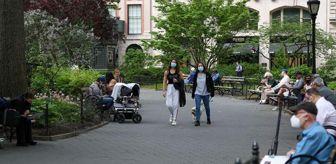 ABD'de tamamen aşılanmış kişiler maske ve mesafe kurallından muaf olacak