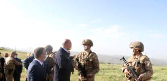Recep Tayyip Erdoğan: Son dakika haberleri | Bakan Soylu, Siirt'te üs bölgesini ziyaret ederek askerlerin bayramını kutladı