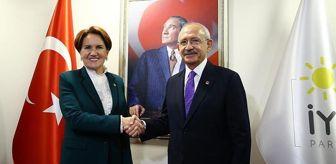 Cumhuriyet Halk Partisi: Kılıçdaroğlu'nun cumhurbaşkanlığı adaylığına İYİ Parti'den yeşil ışık! Tek bir şartları var