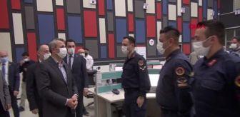 Mehmet Saygılı: KIRIKKALE VALİ SEZER'DEN GÖREV BAŞINDAKİ PERSONELE BAYRAM ZİYARETİ