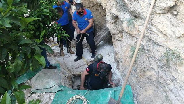 Bayram günü facia! Çalışma yaptıkları su kuyusuna düşen 3 arkadaş öldü