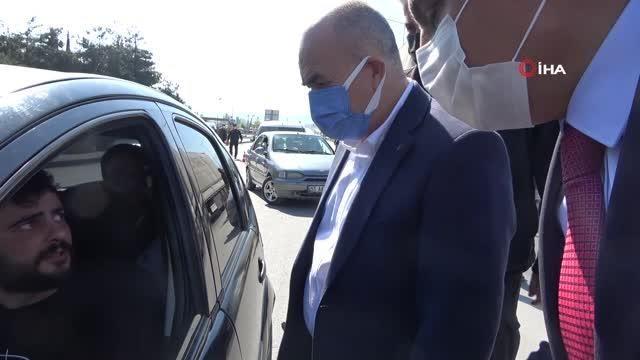 Samsun Valisi Dağlı: 'Hedefimiz ilk maviye geçen il olmak'