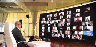 Faruk Çelik: AK Parti Bursa İl Başkanlığı çevrim içi bayramlaşma programı düzenledi
