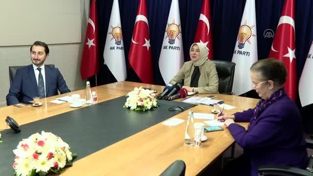 CHP heyetinin siyasi partilerle video konferans aracılığıyla bayramlaşması tamamlandı