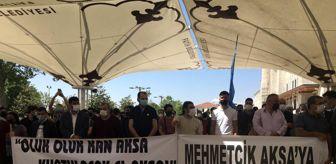 Avrupa Birliği: Son dakika haberi! - Fatih Camii'nde Filistin şehitleri için gıyabi cenaze namazı kılındı