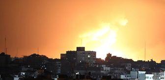 Uçak: Filistin: ABD'nin sessizliği katliamlara yol açtı