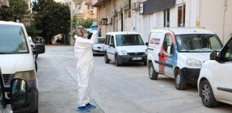 Antalya: Son dakika: KIZ KARDEŞİNİN ULAŞAMADIĞI EMEKLİ POLİS EVİNDE ÖLÜ BULUNDU