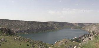 Fırat Nehri: Son dakika haberleri: ŞANLIURFA - Sakin şehir Halfeti'nin taş konakları turizme kazandırılıyor
