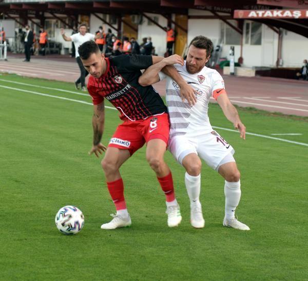 Gaziantep FK: 0 - 1