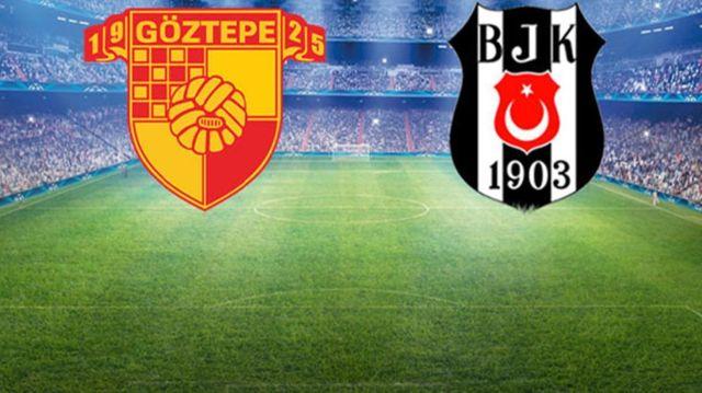 Göztepe - Beşiktaş maç özeti izle, maç kaç kaç bitti? 15 Mayıs Göztepe - Beşiktaş maçının gollerini kim attı?