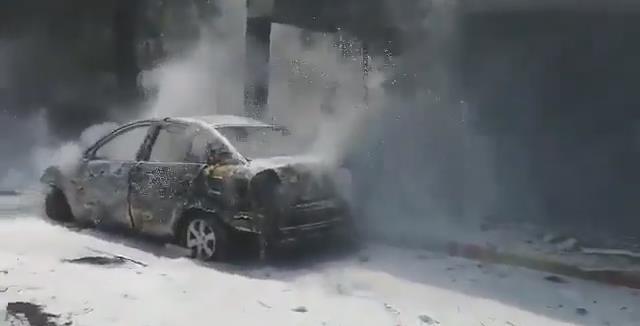 Hamas'tan İsrail'in 10 Filistinliyi katlettiği saldırıya misilleme! Tel Aviv'den siren sesleri yükseliyor