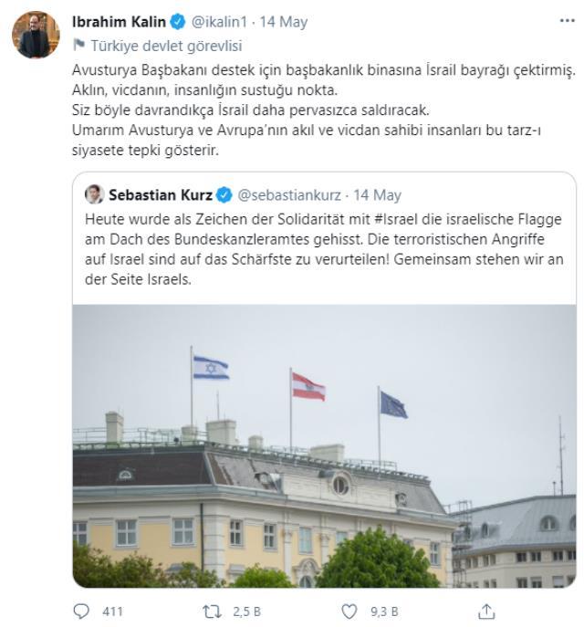 İsrail'in Gazze'deki zulmüne Avrupa'dan destek üstüne destek! Avusturya'nın ardından Çekya da bayrak çekti