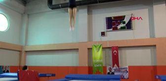 Rusya: SPOR Milli cimnastikçi Sıla Karakuş: En büyük destekçim ailem