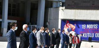 Zonguldak: Zonguldak'ta Gençlik Haftası başladı