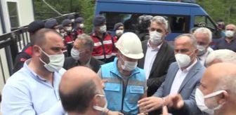 İstanbul: 15 belediye başkanı İkizdere'de yapılacak taş ocağına destek verdi