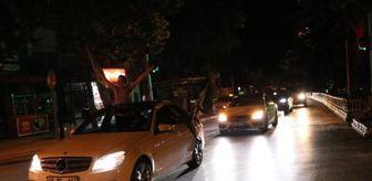 Vatan: Afyonkarahisar'da Beşiktaş'ın şampiyonluğu kutlandı