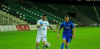 Kocaeli: Ankara Demirspor: 3-0